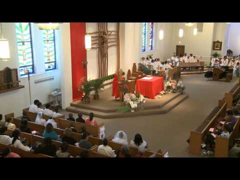 Draw Near - A Video Guide to the Catholic Mass