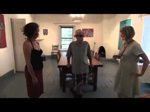 The Beginning of the Solo Opening in Santa Fe