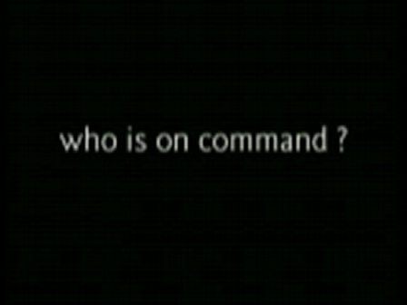 Who is on Command?