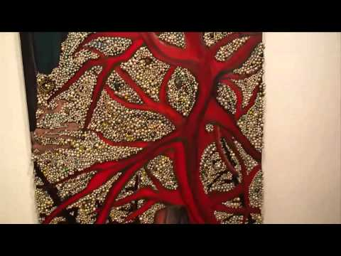 Arch Connelly at LA MAMA GALLERIA