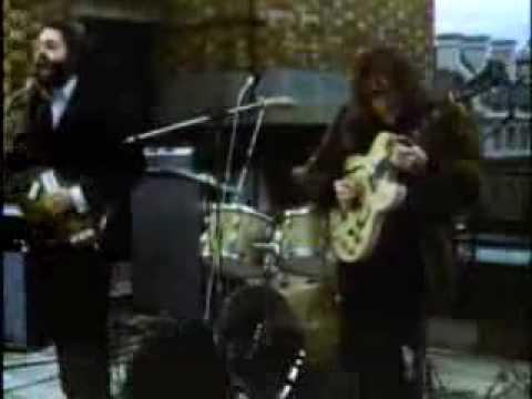 Beatles Rooftop Concert - 1/3