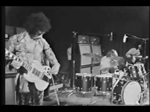 Jimi Hendrix Red House Live Stockholm 1969 THE BEST VERSION!