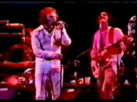 Van Morrison - Caravan - live video1973