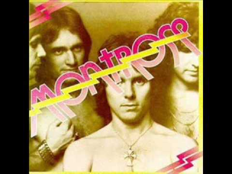 Montrose- Rock Candy