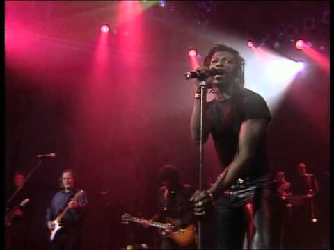 David Gilmour w/ Seal - Hey Joe