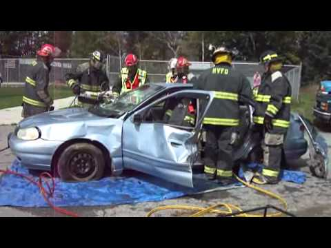 Using The Jaws Of Life