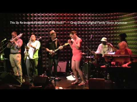 Global Noize's Sly Re-imagined-The Music Of Sly & The Family Stone