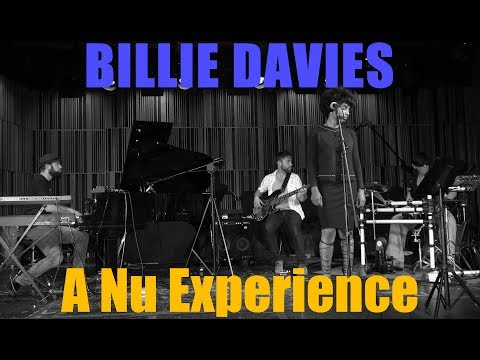BILLIE DAVIES - A Nu Experience - Live At The Mint