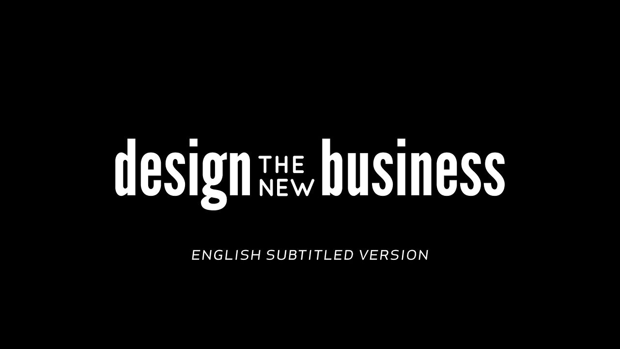 Design the New Business - English subtitles