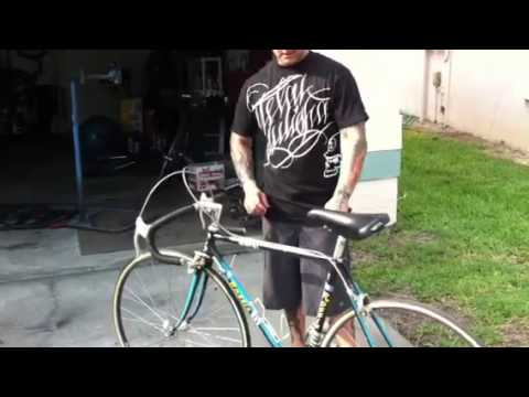 How to Rehabilitate a Vintage Bicycle