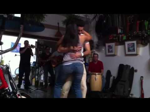 Bailando a la Bike Preserve con Ramos Pinta!