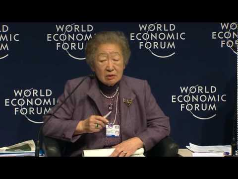 International Health: Davos Annual Meeting 2010 - Rethinking Humanitarian Assistance