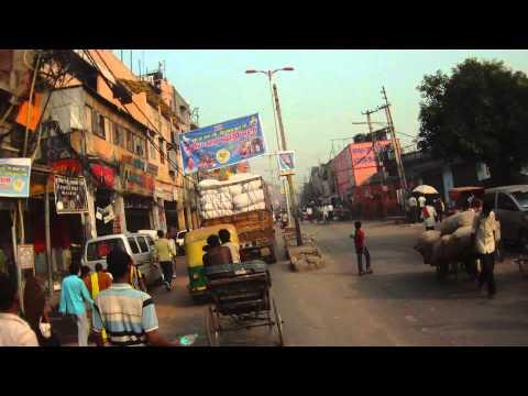 MTB through Old Delhi