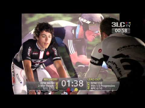 Mark Cavendish - How to use 3LC Cycling Training Workout Videos