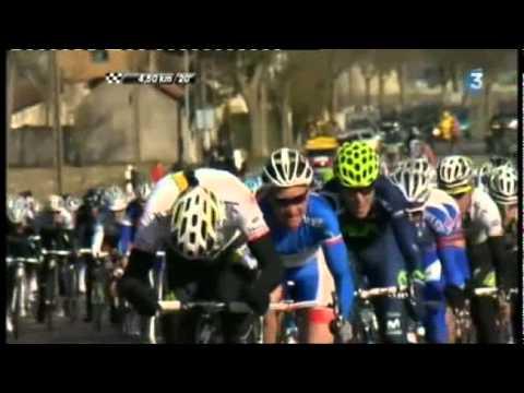 Paris-Nice 2011 - Stage 1 - Final kilometers