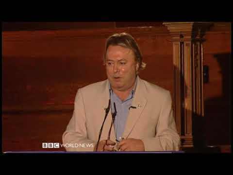 The Intelligence Squared Debate - Christopher Hitchens and Stephen Fry vs. The Catholics (Part 2/5)