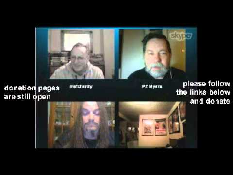 PZ Myers on the MSF/Doctors without Borders charity event