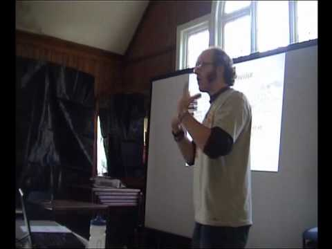 Free Will talk to the South Hampshire Humanists Jan 2012