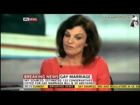 Christians Angry at UK Gay Marriage
