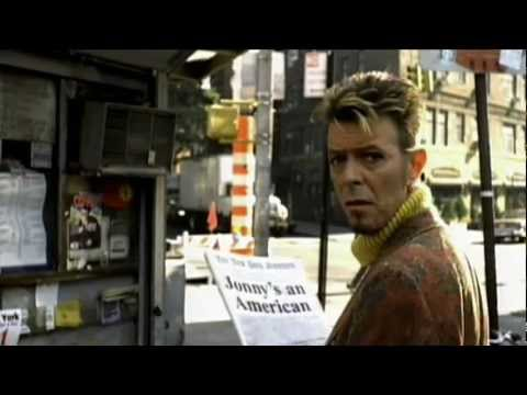 David Bowie - I'm Afraid of Americans (HD)
