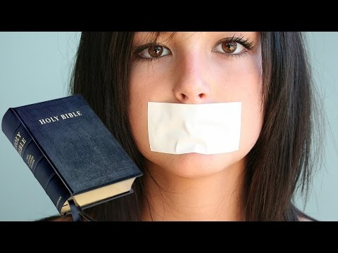 PSAB How to Silence Women the Christian Way