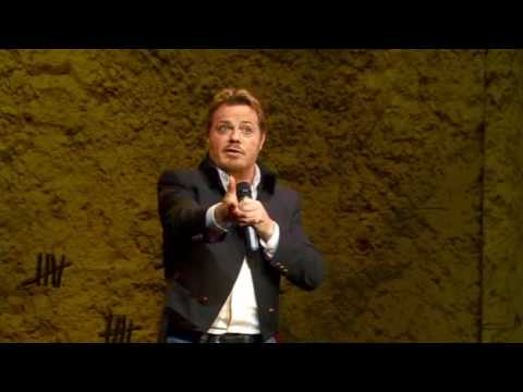 "Eddie Izzard ""Stripped"": God and Atheism"
