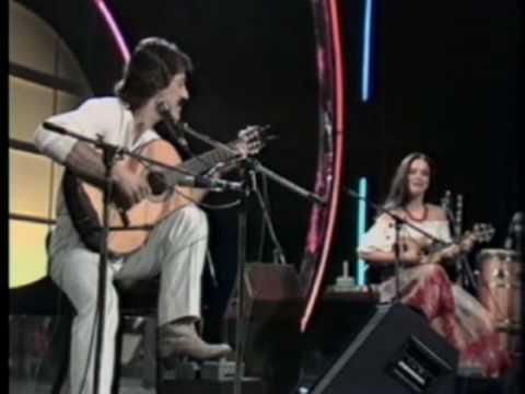 Toquinho e Luciana Rabello