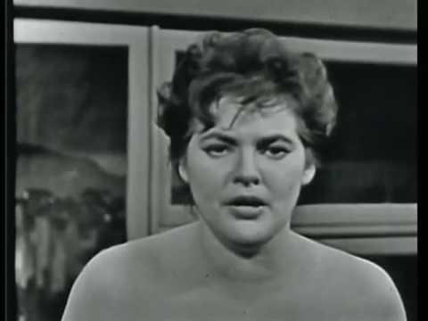 Maysa ao vivo num programa de TV em 1959 - A Chuva Parou