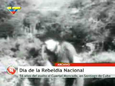 26 DE JULIO DE 1953 - ASSALTO AO QUARTEL DE MONCADA