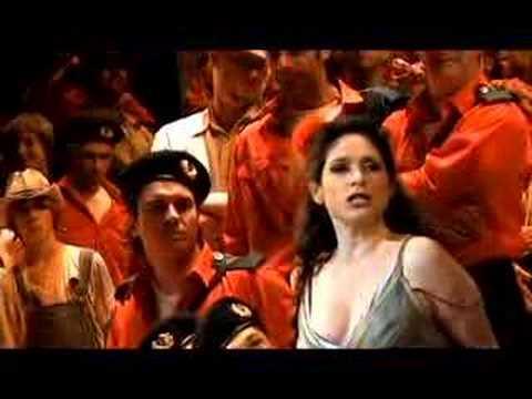 Opera Carmen Habanera  Rinat Shaham 2005