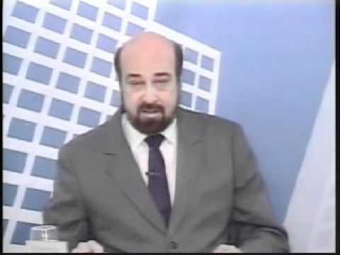 Apresentador de TV denuncia censura e perseguição política (ao vivo)
