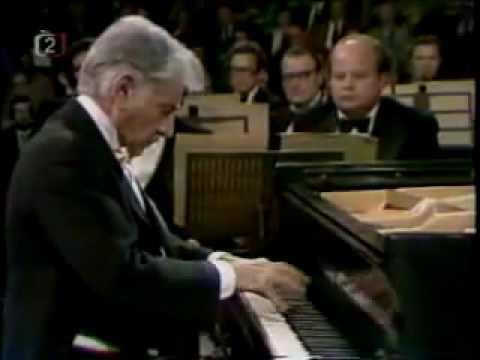Rhapsody in Blue ~ Part 1/2  ~ Leonard Bernstein