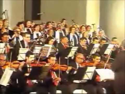 Coral de Belém e Orquestra Villa Lobos - Benção Aarônica