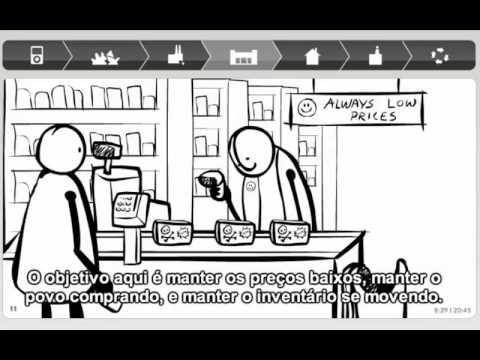 Story of Stuff - Completo e legendado em português