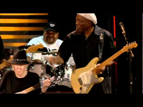 """Sweet Home Chicago"" (Eric Clapton, Robert Cray, Buddy Guy, Hubert Sumlin & Jimmie Vaughan)"