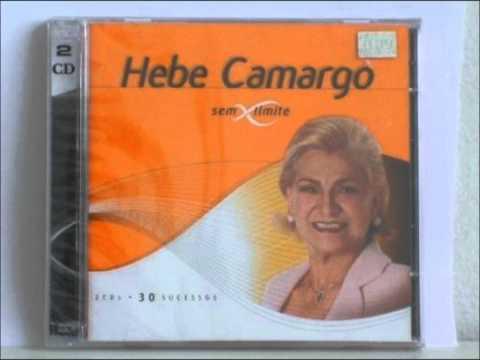 Hebe Camargo cantando Paz do Meu Amor (Luiz Vieira)