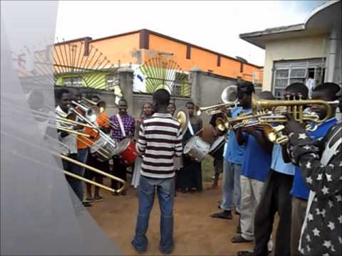 Elgon Youth Brass Band 2011