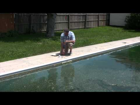 How To Open A Swimming Pool Video