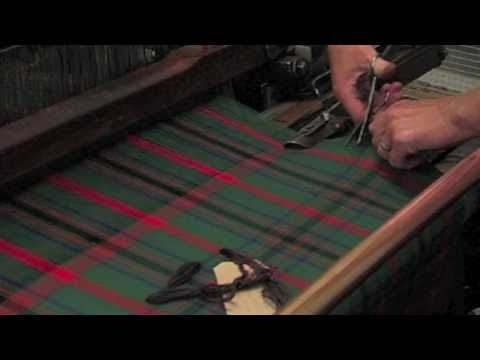 Scotland's Last Artisan Tartan Mill: A Tour of D C Dalgliesh