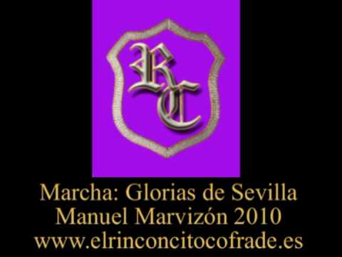 glorias de sevilla (manuel marvizon)
