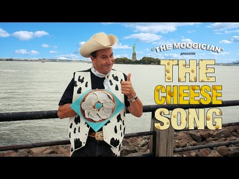 The Moogician sings The Cheese Song