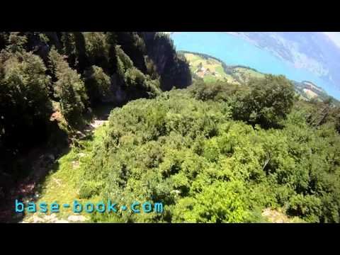 Longlining - Wingsuit BASE Jumping From Great Book of BASE jump author Mattt