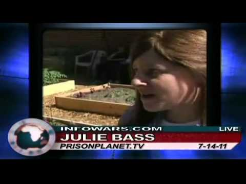 Julie Bass: Michigan Woman Facing Jail Time for Planting Vegetable Garden Speaks Out 1/2