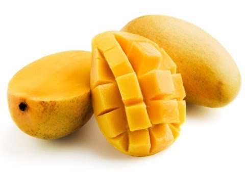 Eating FOUR Mangoes In One Minute!