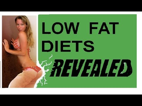 LOW FAT DIETS:  Too low?  ...makes you fat?  Skinny? or just right?