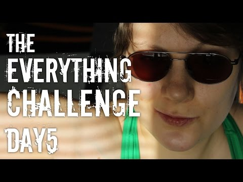 The Everything Challenge - Work Out with me ! Day 5