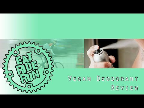 Vegan Deodorant Review