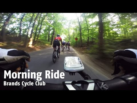 Morning Ride: Brands Cycle Club