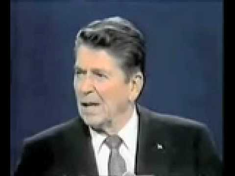 Reagan v. Obama (Here's the solution)