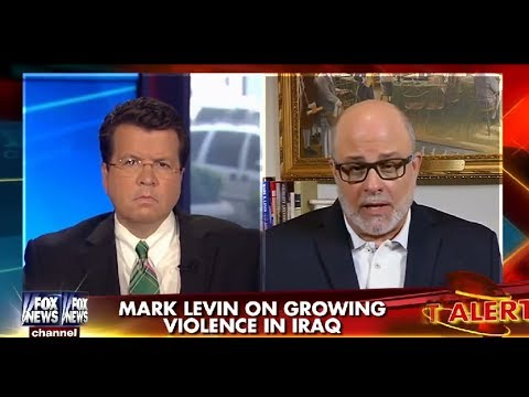 • Mark Levin Blasts Obama and the GOP • Cavuto • 6/13/14 •